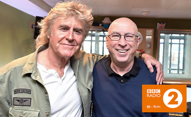 John Parr With Ken Bruce BBC Radio 2 - Chooses the tracks of my years
