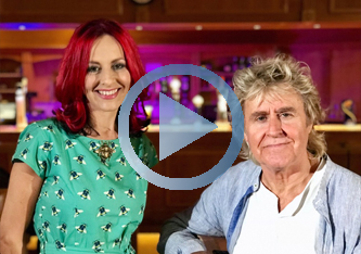 Carrie Grant and John Parr (One Show)